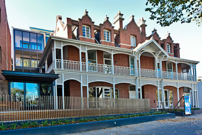 405 St Kilda Road, Melbourne
