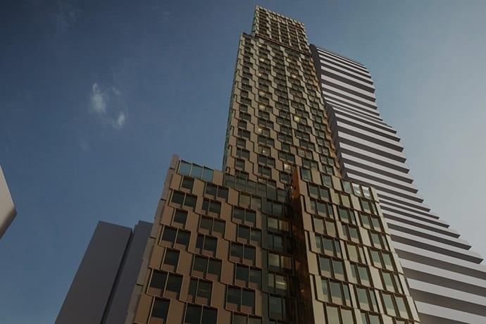 42-50 La Trobe Street, Melbourne