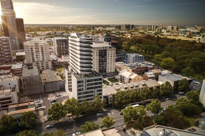 488-494 La Trobe Street, West Melbourne