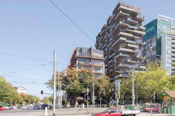 596 St Kilda Road, Melbourne