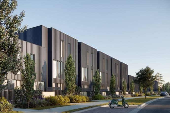 Aberconway Rise - McMichael Terrace, Denman Prospect