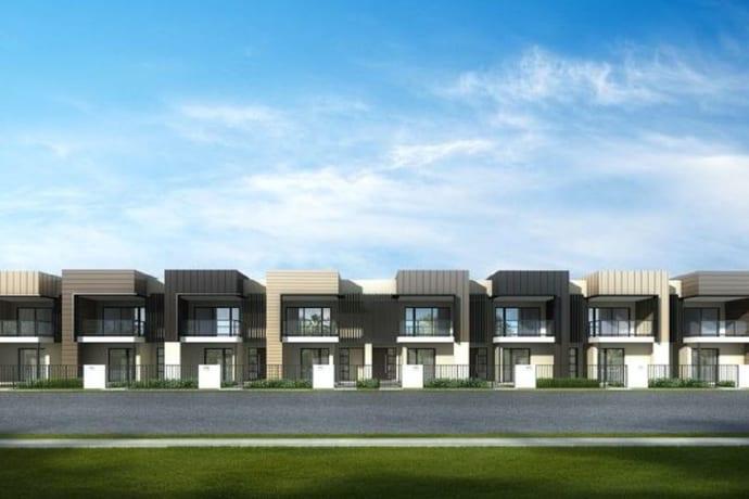 Allanvale Estate Townhouses - Casey Fields Blvd, Cranbourne East