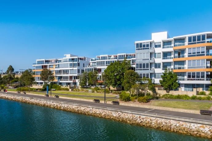 Aqua - 48-50 Shoreline Drive, Rhodes