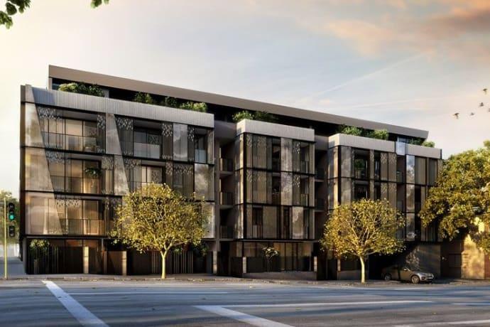 Arden Park - 135 Arden Street, North Melbourne