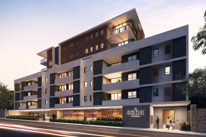 Asha - 114-116 Great Western Highway, Westmead