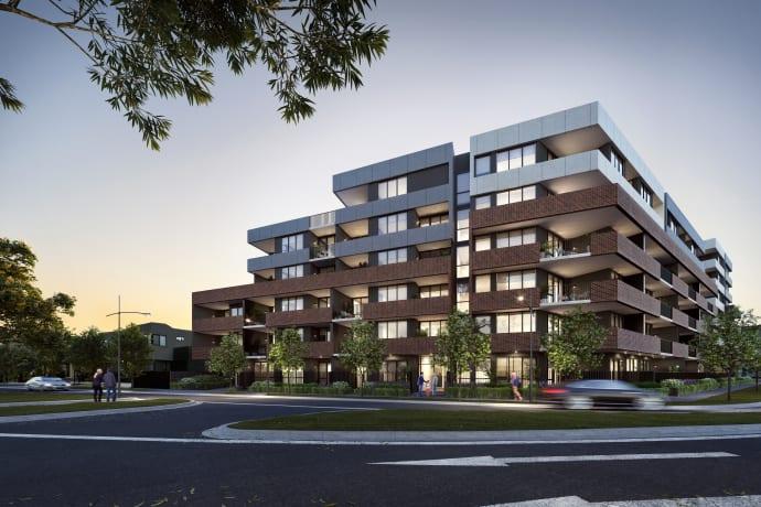 Aster Apartments - 456 Haughton Road, Clayton South