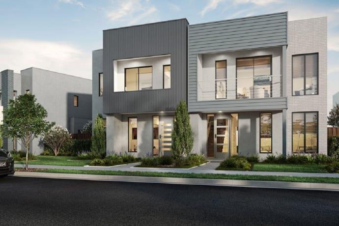 Aura Terraces - New Road, Caloundra West