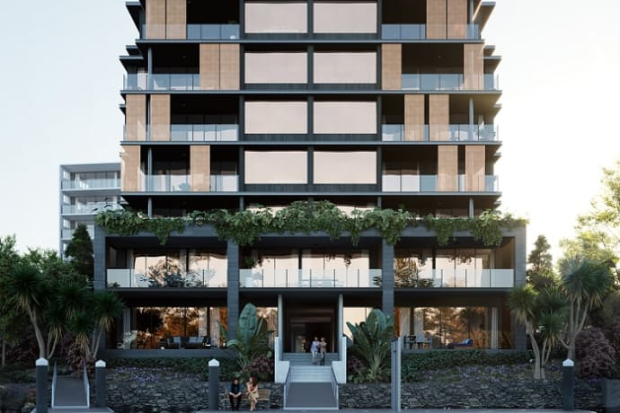 Avalon by Mosaic - 100 Duporth Avenue, Maroochydore