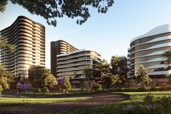Beyond - 93-95 Forest Road, Hurstville