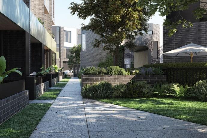 Blvd Gardens - 35 Pentridge Boulevard, Coburg