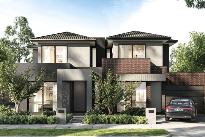 Bonbeach Townhomes - 39 Broadway, Bonbeach