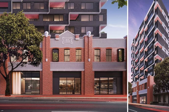 Bond Quarter - 386 Spencer Street, West Melbourne