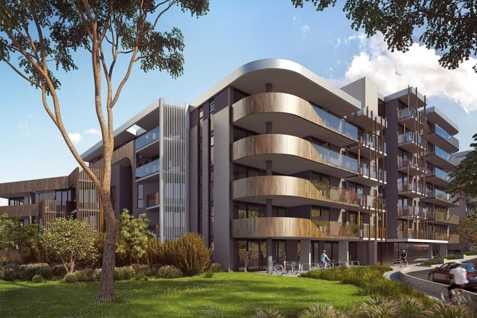 Botanic at Parc Vue - 1091 Plenty Road, Bundoora