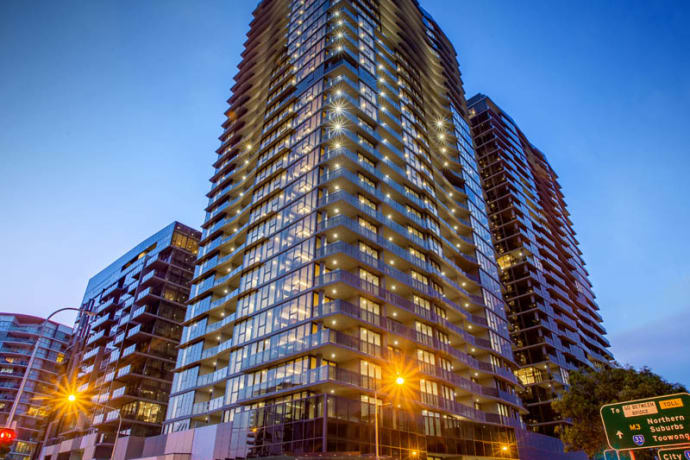 Brisbane One - 1 Cordelia Street, South Brisbane