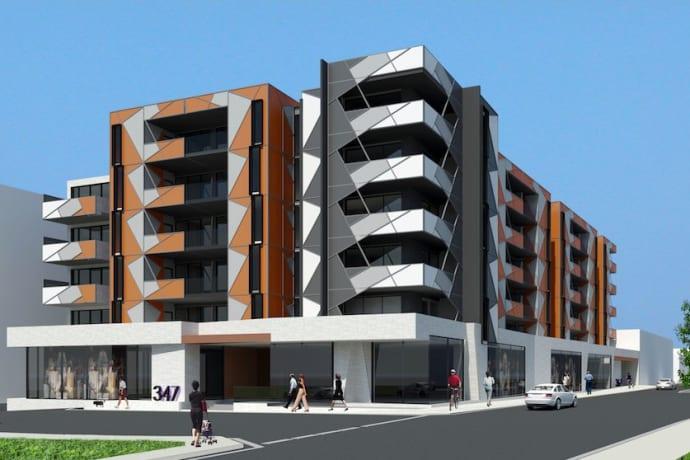 City Edge Apartments - 347 Macaulay Road, Kensington
