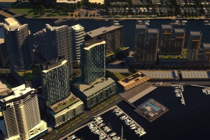 Concavo - 8 Waterside Place, Docklands