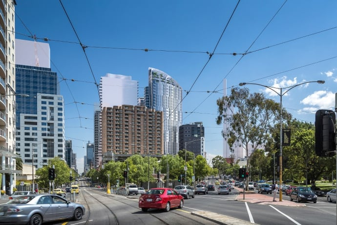 Conservatory - 9-23 Mackenzie Street, Melbourne