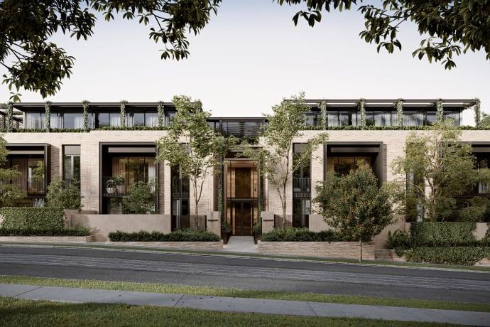 Daracombe - 7 Daracombe Avenue, Kew