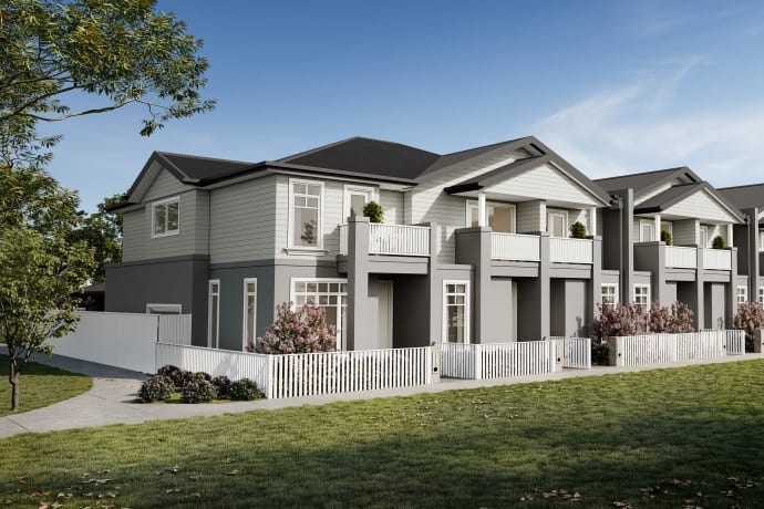 Delaray Townhomes - 66 Deoro Parade, Clyde North