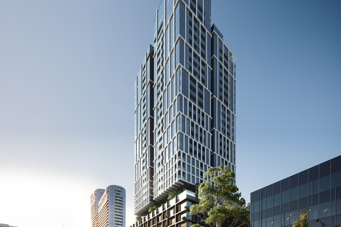 East Central Tower - 820 Whitehorse Road, Box Hill