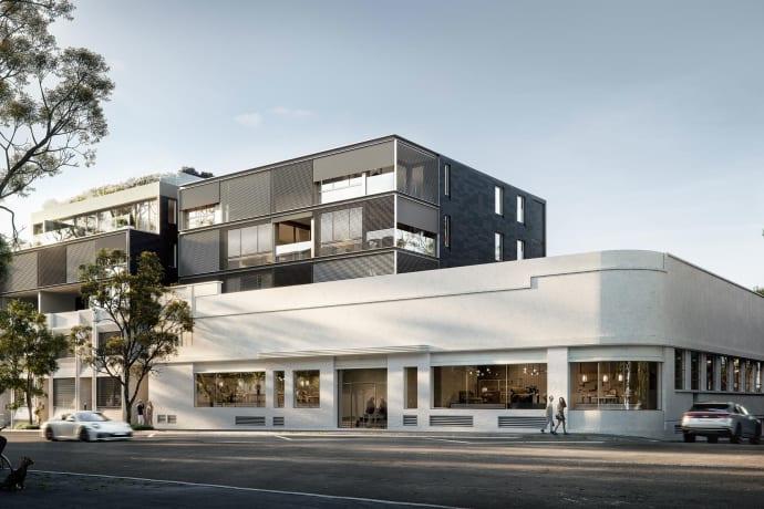 East Sydney Collection - 22-38 Yurong Street, Darlinghurst