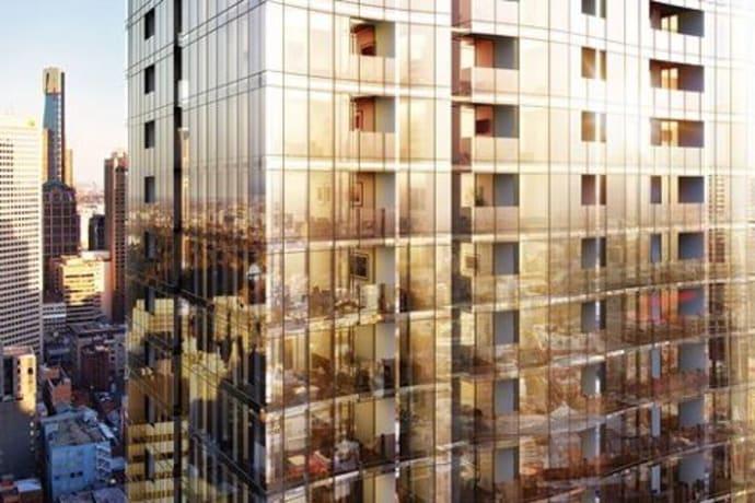 Eporo Tower - 279 La Trobe Street, Melbourne