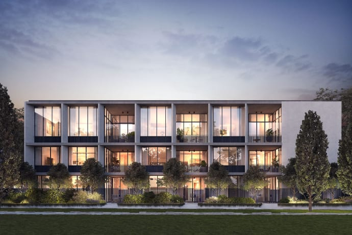 Figtree Pocket at Newmarket Randwick - 29-39 Young Street, Randwick