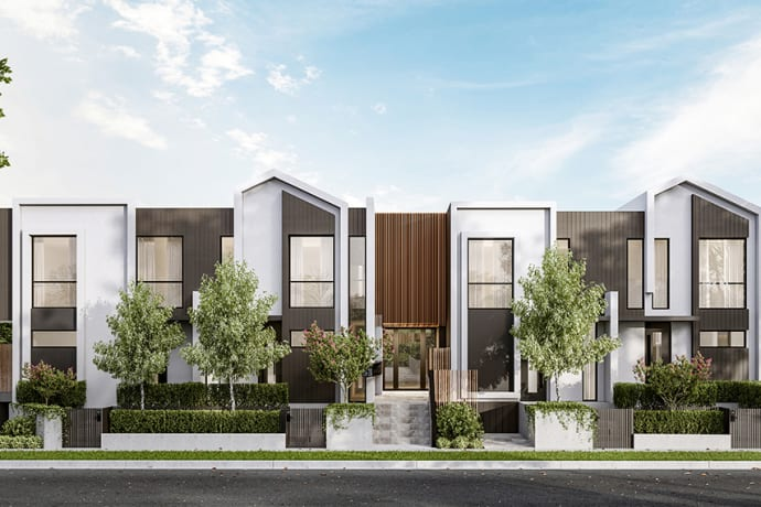 Fleur Garden Residences - 26-28 Flower Street, Essendon