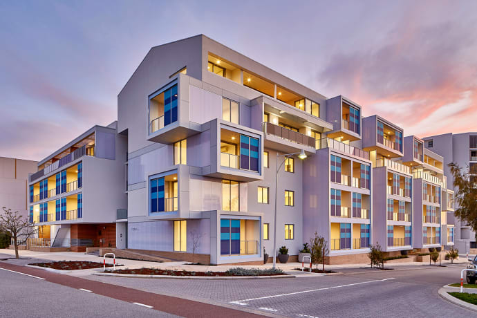 Form Apartments by Match - 89 Orsino Boulevard, North Coogee