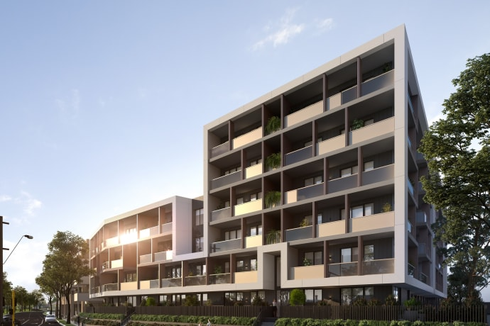 Gardenia - 1408-1418 Centre Road, Clayton South