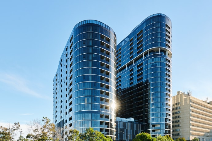 Grand Central Towers - 15 Bowes Street, Phillip