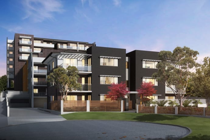 Hannah - 158-162 Great Western Highway, Westmead