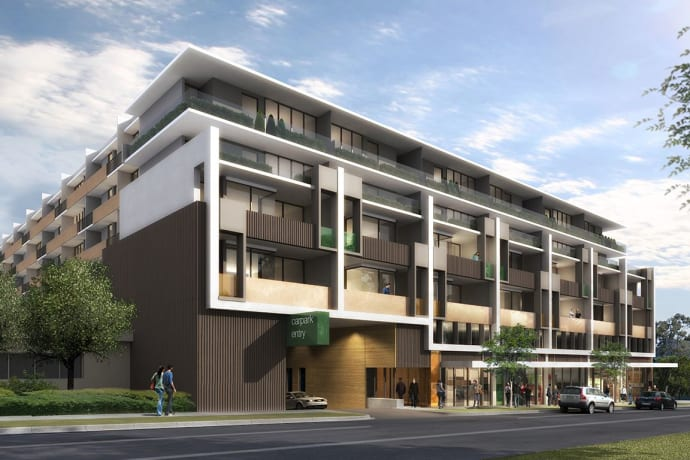 Holmes Hill Apartments - 70 Batesford Road, Chadstone