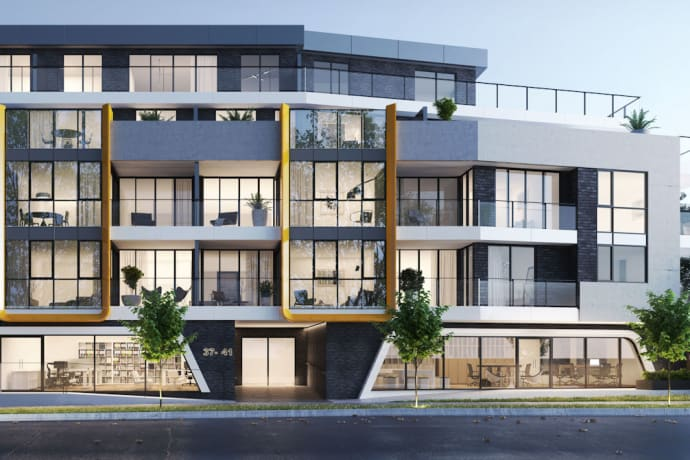 Hue Apartments - 37 Warrigal Road, Hughesdale