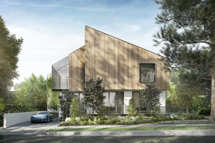 Ivanhoe Terraces - 1007-1009 Heidelberg Road, Ivanhoe