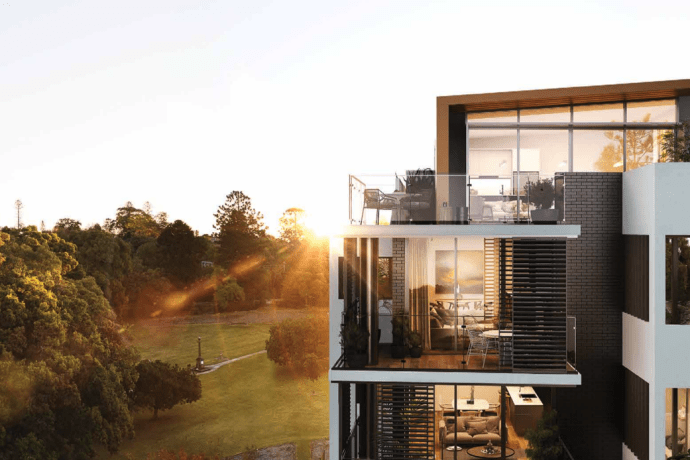 Jade Residences - 3 Forest Grove, Epping