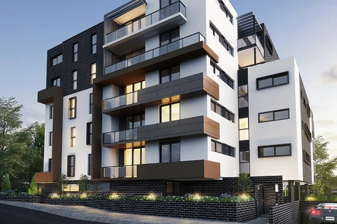 James Apartments - 124-132 Best Street, Seven Hills