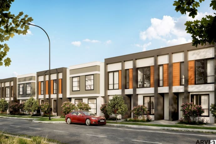 Kingfisher Townhomes - St Clair Avenue, St Clair