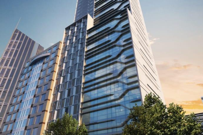 La Trobe Tower - 323 La Trobe Street, Melbourne