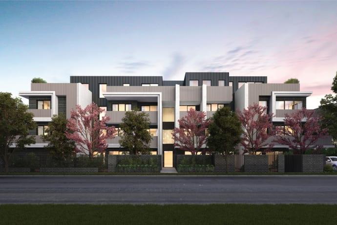 Laila Residences - 7-11 Belsize Avenue, Carnegie