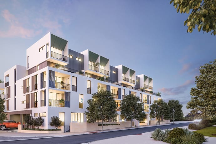 M/31 Apartments - 36 Reinforcement Parade, North Coogee