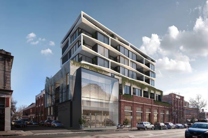 Mac Robertson Lofts - 365 Smith Street, Fitzroy