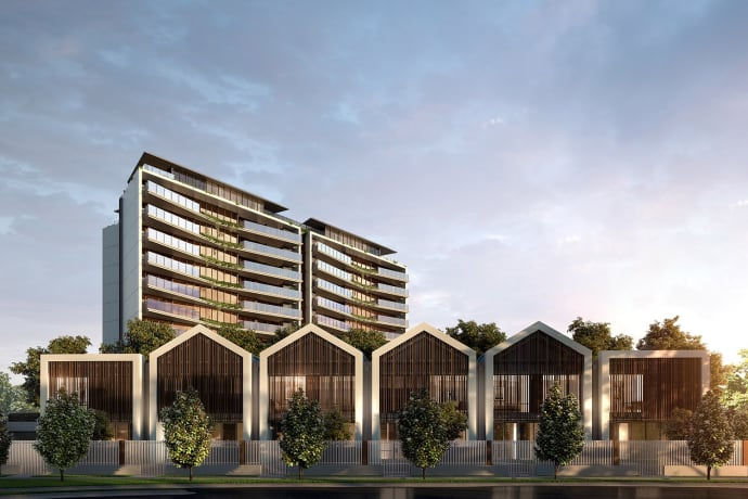 Magnoli Apartments - 7 Nineteenth Avenue, Palm Beach