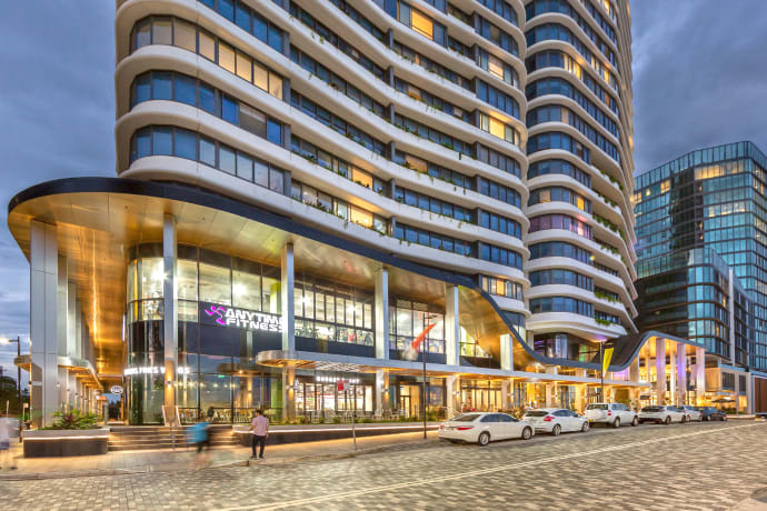 Marina Square Apartments - 5 Footbridge Boulevard, Wentworth Point