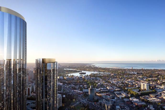 Melbourne Square - 93-119 Kavanagh Street, Southbank