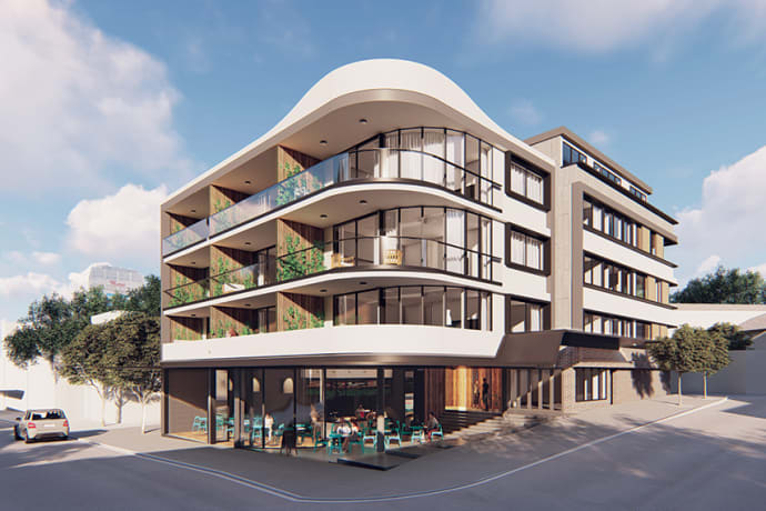 Metropolitan 2022 - 110-116 Bronte Road, Bondi Junction
