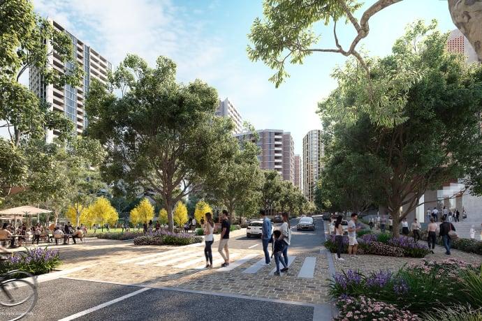 Midtown - 1 Ivanhoe Place, Macquarie Park