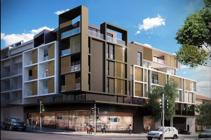 Nea Zoi Apartments - 260-264 Wardell Road, Marrickville