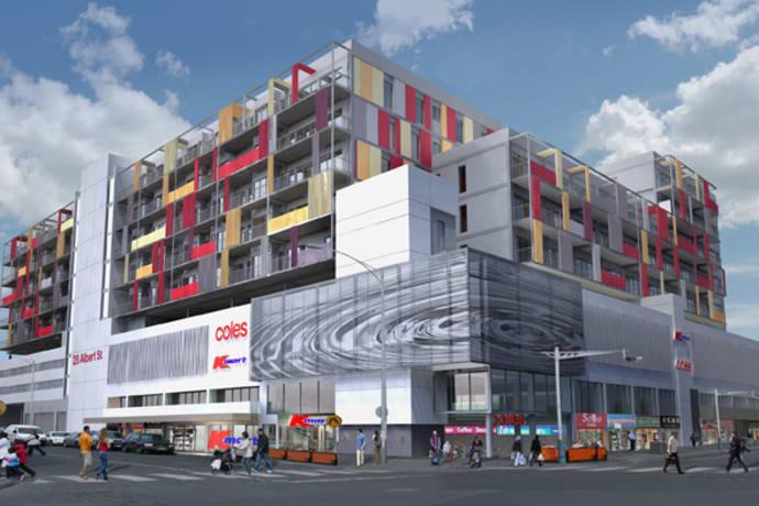 No. 18 Albert - 18 Albert Street, Footscray