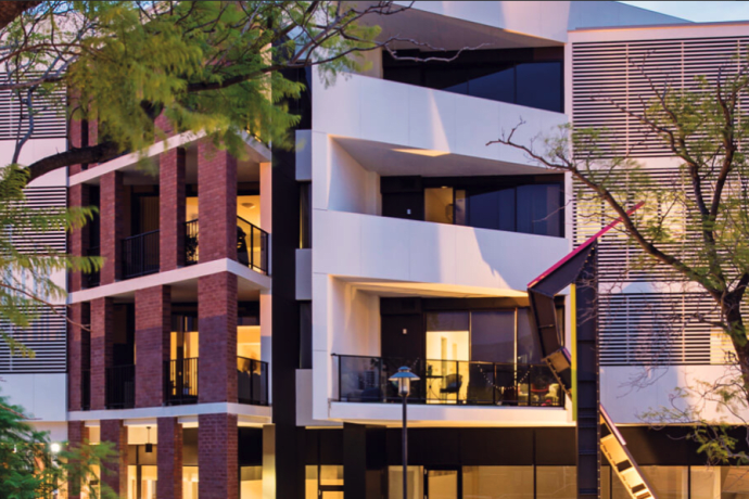 North One - 9 Salvado Road, Subiaco